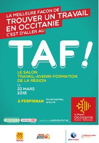 Association joseph sauvy la solidarit du monde agricole - Salon du taf perpignan ...
